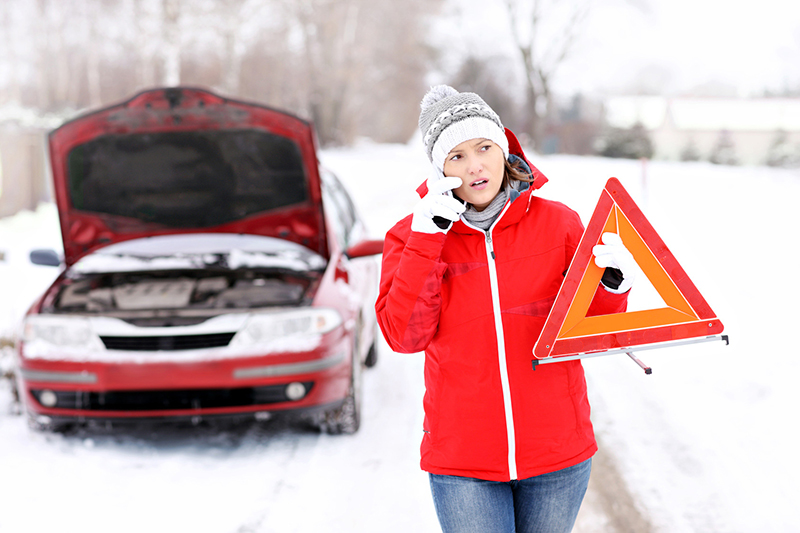 Common Causes of Winter Car Breakdowns