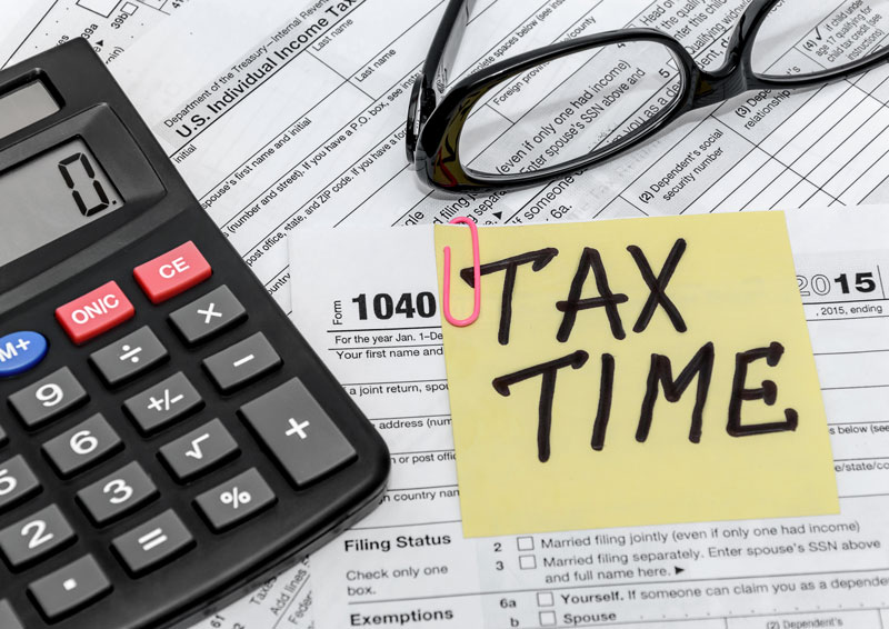 How to Get Ready for Tax Season
